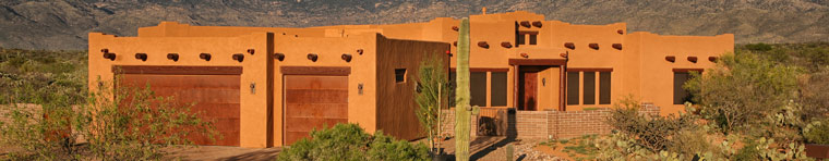 Tucson custom homes
